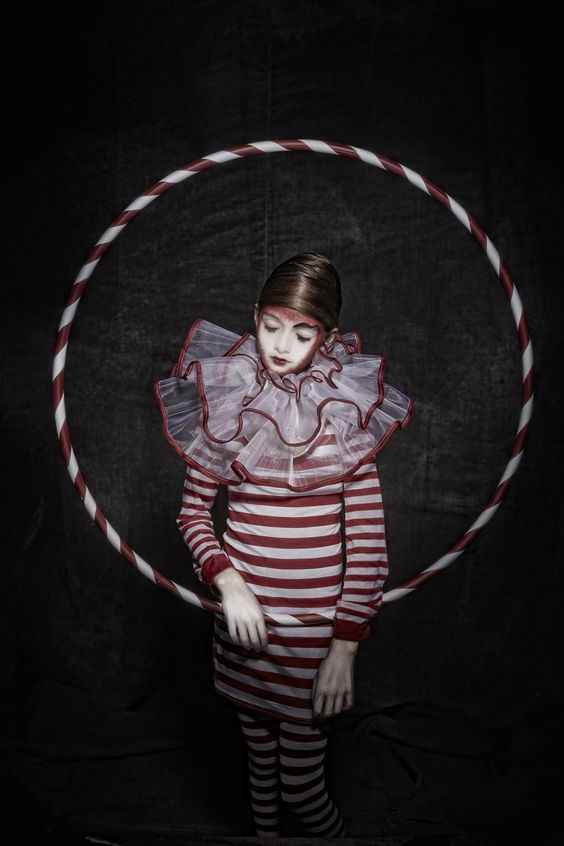 Halloween Inspiration – Circus