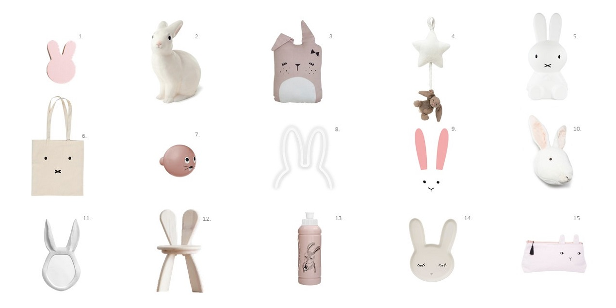 Shop the Look: Bunny Accessories