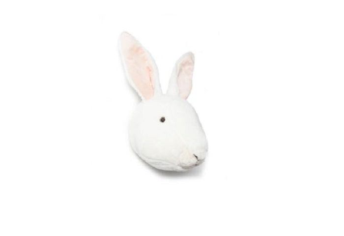 Rabbit Head White