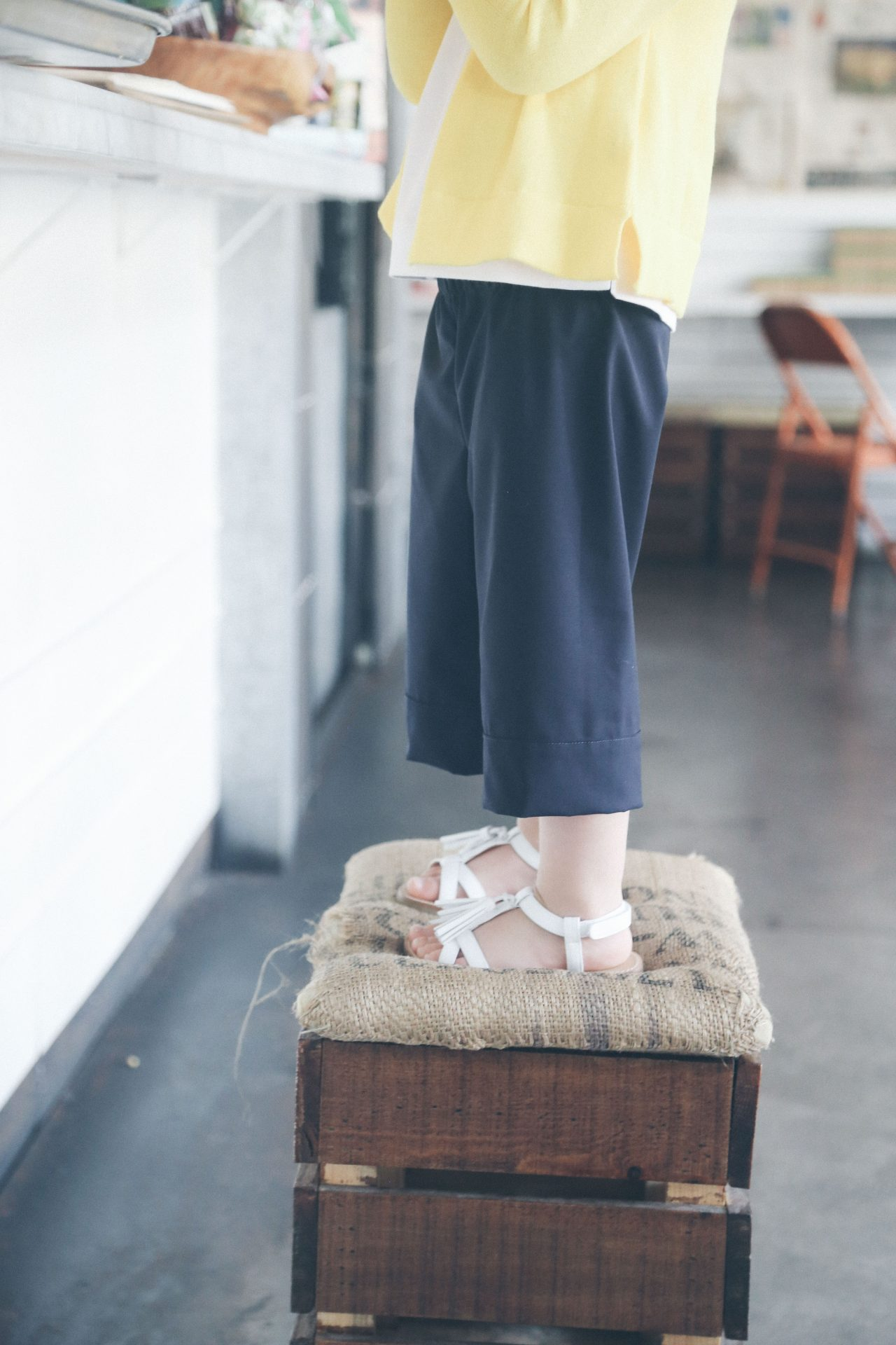 Culottes for two