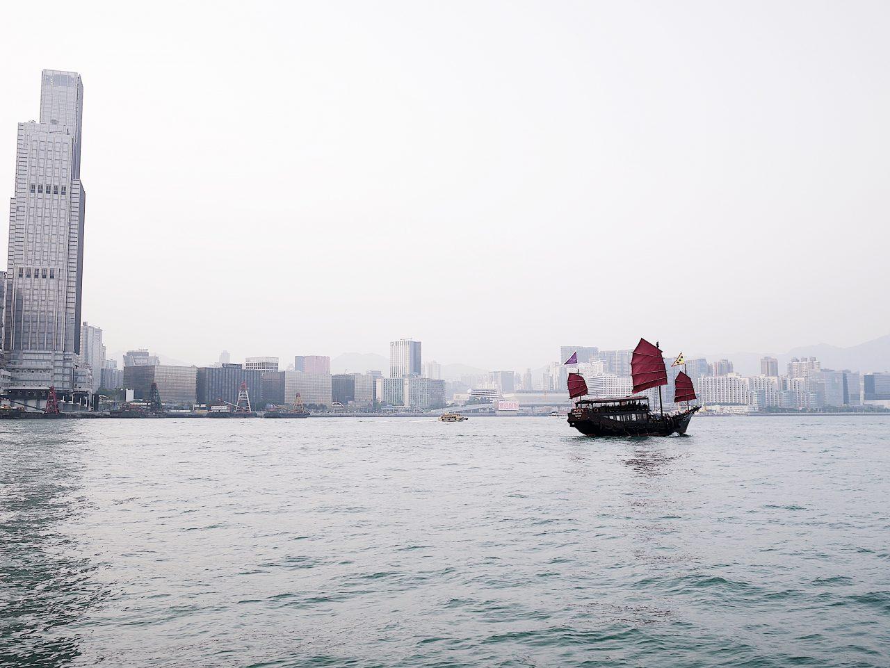 Harbor Cruise in Hong Kong