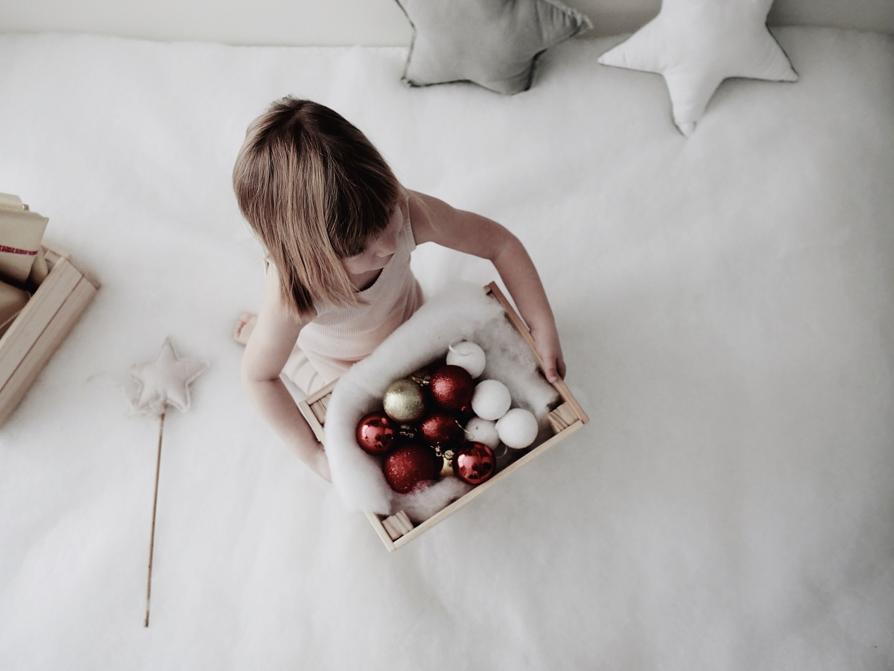 Awaiting Christmas with Minimalisma