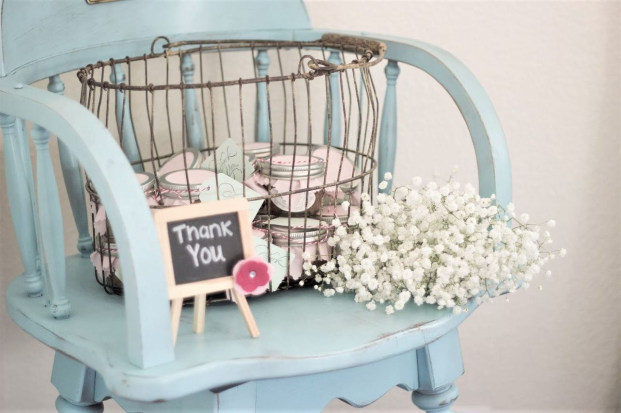 Let's Party: Shabby Chic