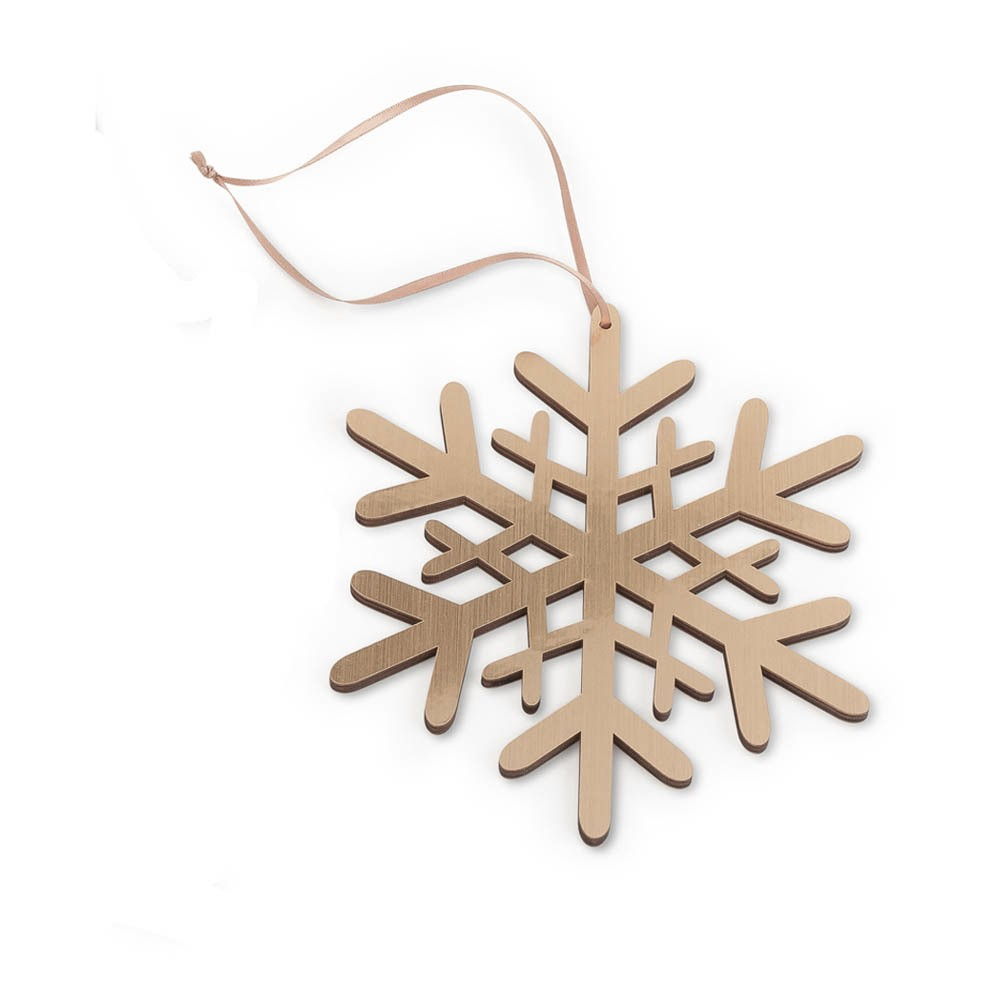 COPPER SNOW FLAKES